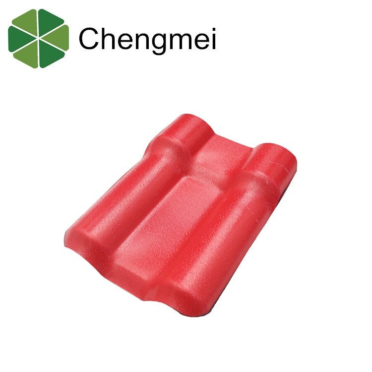 Synthetic resin roof tile/ASA PVC roofing sheet / UPVC roof tile
