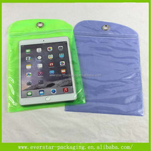 Alibaba Hot Sale Plastic Ziplock PVC Waterproof Bag For Ipad Mini