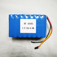3.7V 13ah 18650 li-ion rechargeable lithium titanate ion battery pack