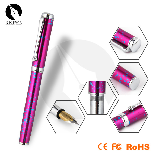 Jiangxin 2014 Classic New Arrival Metal Heavy Fountain Pen