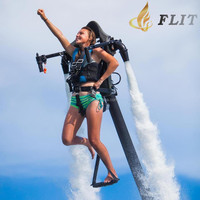 Top selling water power ski jet flyer ,jet pack with engine boats price