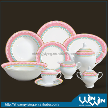 porcelain dinnerware wwd-130069