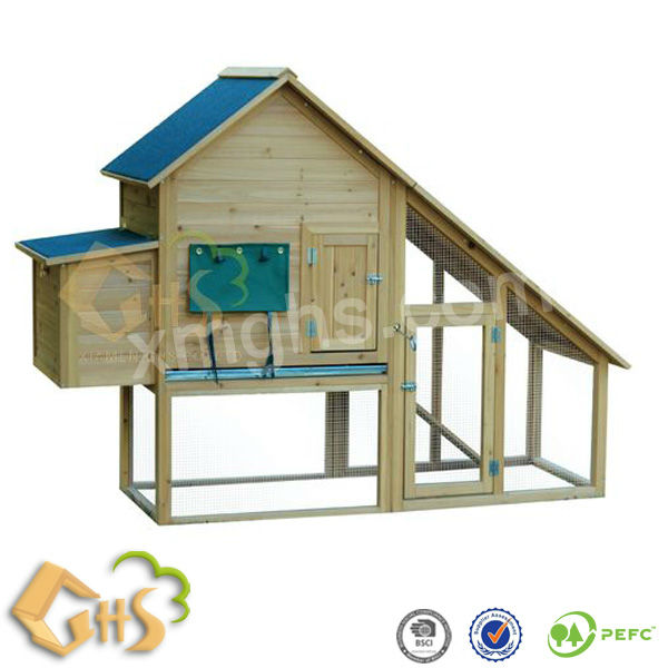 Wood Animal Cage