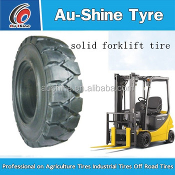 SAFEGUARD 250x15 forklift solid tires