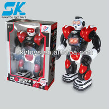 2012 hot selling Electric Police Hot & Funny RC Robot Sale TT938