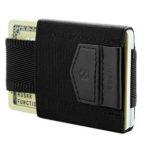 Mens Wallet Slim Wallet Minimalist Small Thin Smart Card Holder Wallet