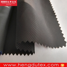 Different kinds polyester plaid taffeta lining fabric for fur coat