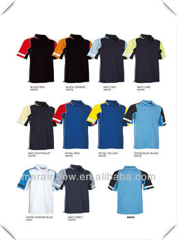 Men's moisture wicking dri fit short sleeve polo shirts wholesale