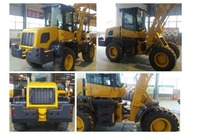 2 Ton Wheel Loader with Pilot Control, Competitive Price