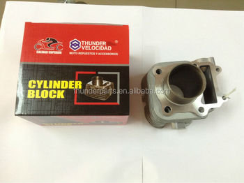 Motorcycle cylinder block parts for AN125