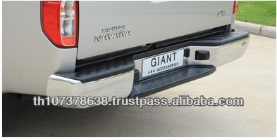 Universal Type Chromed Steel Car Bumper