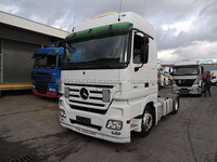 USED TRUCKS - MERCEDES-BENZ ACTROS 1841 4*2 TRACTOR UNIT (LHD 2866)
