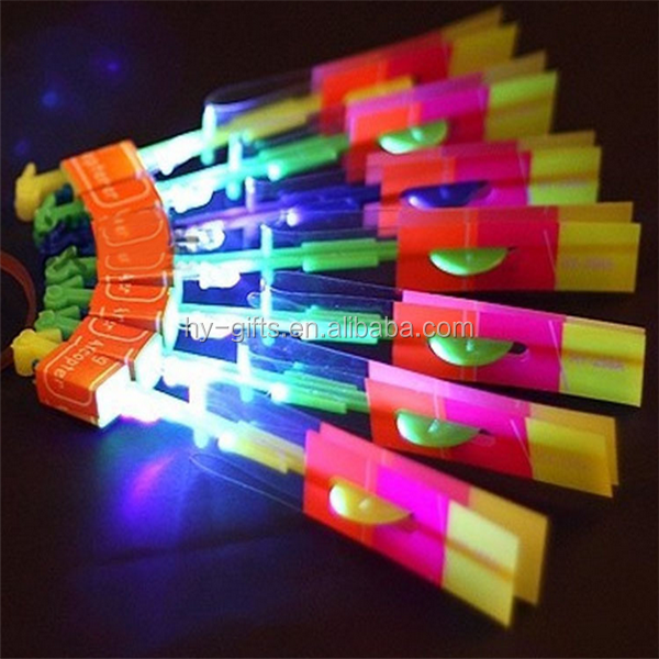 best children led kids arrow wholesale cheap price led flying toy