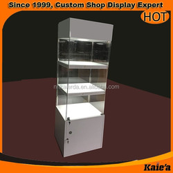 acrylic jewelry 3 tier display case