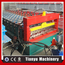New condition roof and floor tile making machine