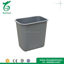 Gray color 10L street fiberglass dustbin