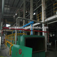 100TD Fully automatic palm kernel oil extraction equipment