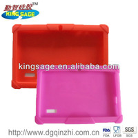 Hot sell 7 inch silicone tablet case cover