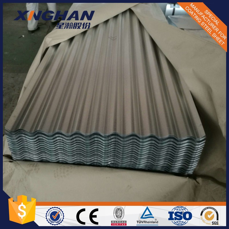 Cheap Roofing Materials Galvanized Corrugated Steel Sheet