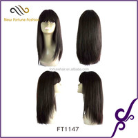 Homeage white people wigs for lady hot sale
