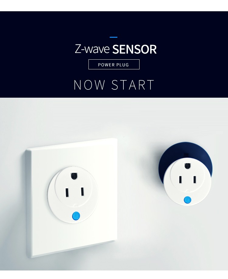 Neo 2016 easy setup zwave smart power plug,EU/US home automation app control