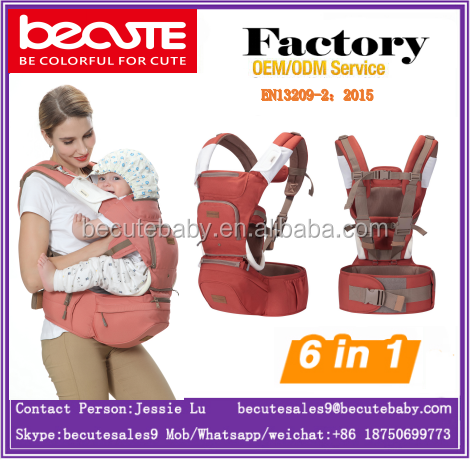 Classical Kangaroo travel easy wholesale high quality baby carry