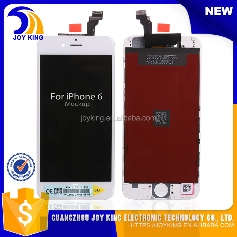ali baba wholesale mobile display for apple iphone 6 lcds assembly