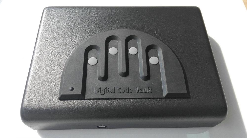 ospon gun vault code d 39 acc s portable coffre mini coffre fort s curit coffre fort. Black Bedroom Furniture Sets. Home Design Ideas