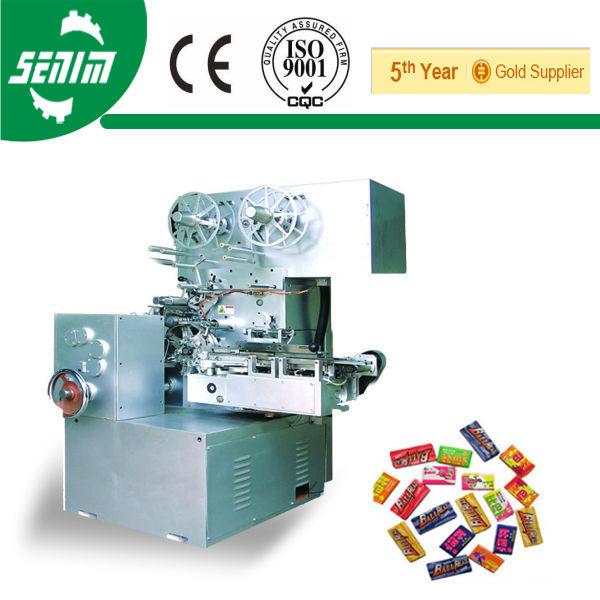 CE Approved automatic SMCG-500 Switzerland Sweet Cut & Fold packaging Machine