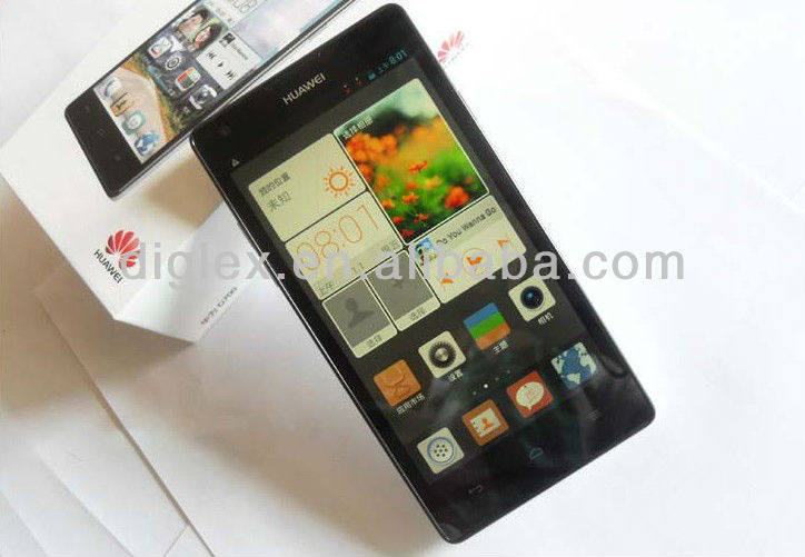 Newest excellent huawei mobile phone G700 android 4.2 mtk 6589 5.0'' 2G RAM 8G ROM cdma gsm dual sim android smartphone