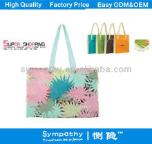 Maple Leaf waterproof shopping bag