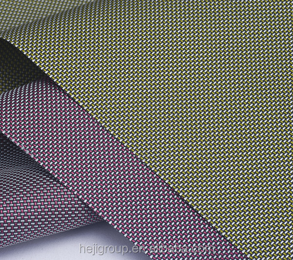 Polyester PEVA coated fabric