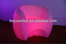 comfortable glowing beauty parlor chair