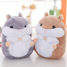plush talking hamster mimicry pet OEM stuffed toy
