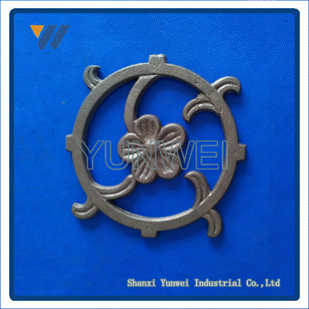 Beautiful style good quality ornamental wrought iron outside gates design
