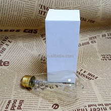 40 Watt Retro Style Golden Smoke ST58 2500 Life Hours 120 Volt Antique Light Bulb