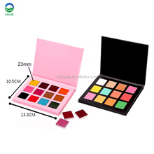 Private Label Make Up Cosmetics no brand wholesale makeup Pressed Matte and Shimmer Eyeshadow