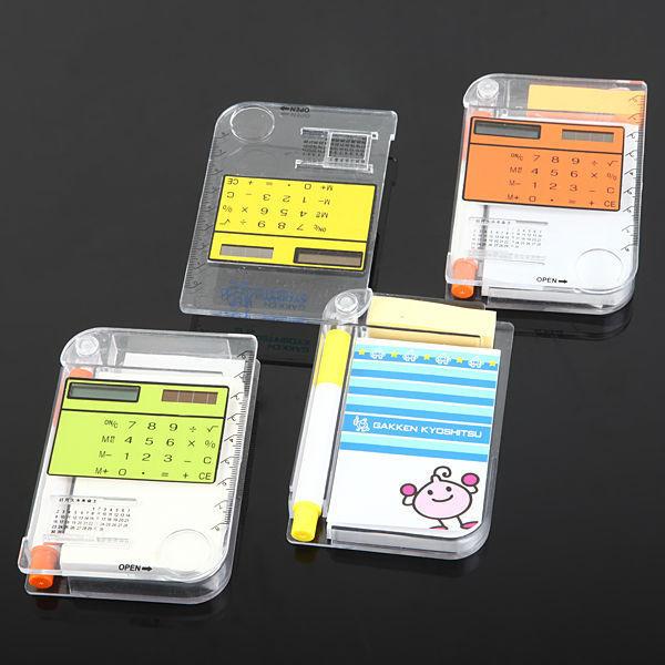 INTERWELL CR36 Multifunction Calculator, Quality Desktop Calculator with Notepad