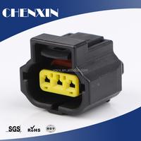 3 Pin Throttle Vehicle Sensor Plug 1JZ-GTE , 2JZ-GTE TPS Automobile Connector For Toyota