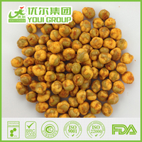 Best Selling Canada Green Peas/Bacon Coated Green Pigeon Peas