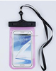 Waterproof moblie phone bag PVC pouch factory supply