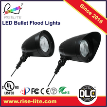 Mini 30w popular waterproof fun uplight mounting led bullet floods for replacing 75w MH bullet flood lamp fixture