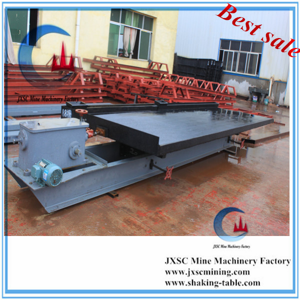 concentrator tables gold concentration shaking tables