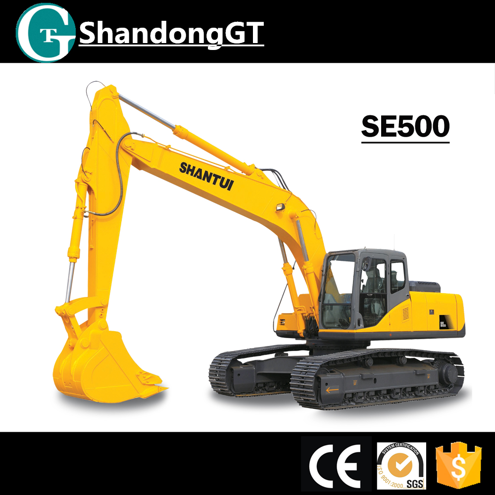 big used excavator for sale canada(SE500)