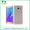 100% Fit Case ultra thin transparent clear crystal PC cell phone case cover For Samsung Note 4 with SGS