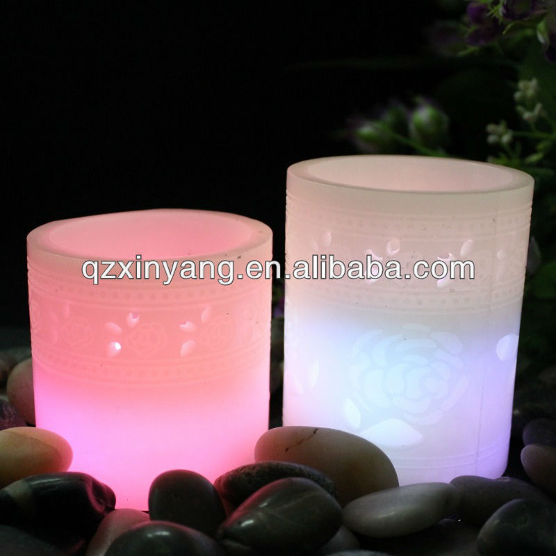 Feature Electronic Tealight Candle Maxi