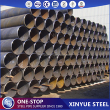 new products China supplier SSAW/SAW PIPE , SSAW STEEL PIPE API 5L PSL1/PSL2 with Gr.B to X 70,SCH40 sprial welded steel pipe