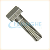 Hot sale OEM bolt standard stainless steel 304 m6 t bolt