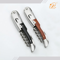 Modern design multi-function wine knife waiters corkscrew