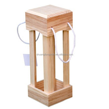 China supplier Heze Shuanglong wooden wine bottle boxes